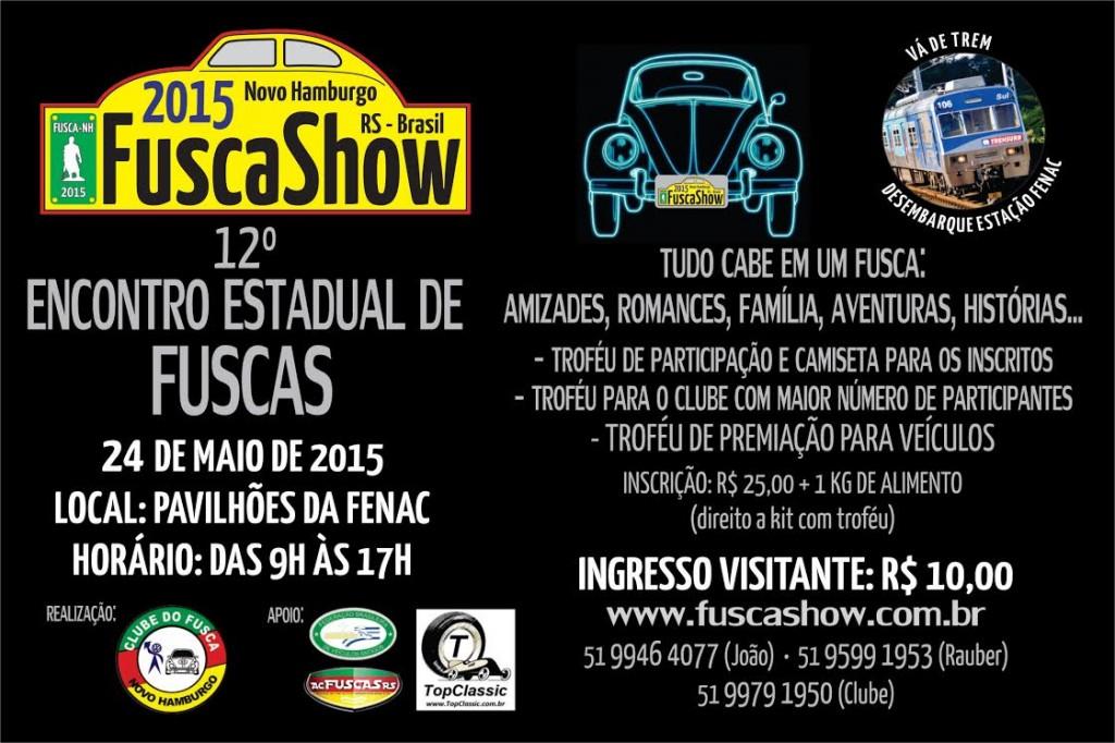 FuscaShow 2015 FENAC