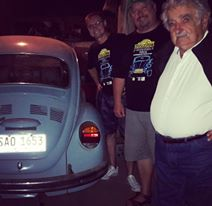 Diogo Boos e Pepe Mujica Fusca